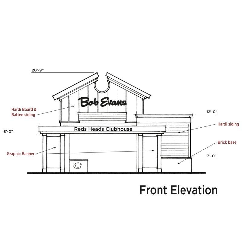 Front Elevation Restaurant : Mnr design studio restaurants portfolio